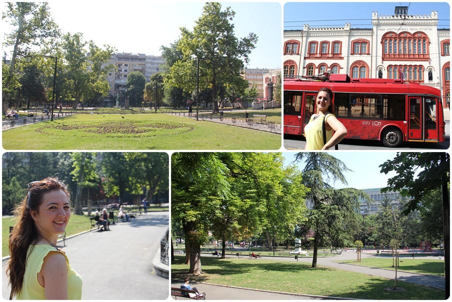 student park